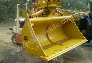 Tilt Bucket to Suit 30 Ton NEW2,200 wide