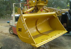 Tilt Bucket to Suit 30 Ton NEW 2,200 mm wide