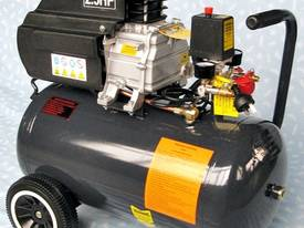 2017 Workmate On Site 50L Compressors