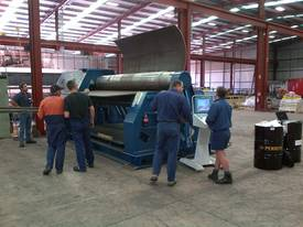 FACCIN 4HEL 4 ROLL SYNCHRO PLATE ROLLS - picture12' - Click to enlarge