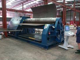FACCIN 4HEL 4 ROLL SYNCHRO PLATE ROLLS - picture10' - Click to enlarge