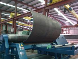 FACCIN 4HEL 4 ROLL SYNCHRO PLATE ROLLS - picture4' - Click to enlarge