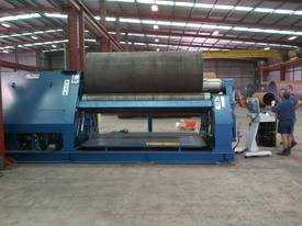 FACCIN 4HEL 4 ROLL SYNCHRO PLATE ROLLS - picture9' - Click to enlarge