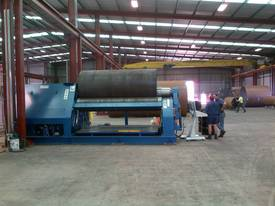 FACCIN 4HEL 4 ROLL SYNCHRO PLATE ROLLS - picture8' - Click to enlarge