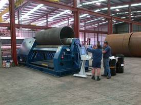 FACCIN 4HEL 4 ROLL SYNCHRO PLATE ROLLS - picture7' - Click to enlarge