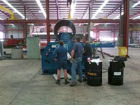 FACCIN 4HEL 4 ROLL SYNCHRO PLATE ROLLS - picture5' - Click to enlarge