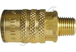Male Coupling Air Fittings 1/4