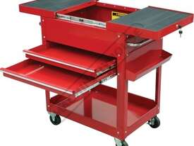 SDC-2D Steel Service Cart 2 Drawers - picture0' - Click to enlarge