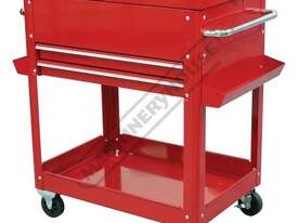 SDC-2D Steel Service Cart 2 Drawers - picture2' - Click to enlarge
