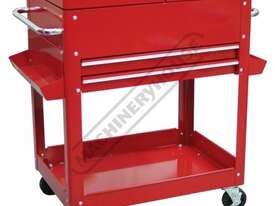 SDC-2D Steel Service Cart 2 Drawers - picture3' - Click to enlarge