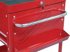 SDC-2D Steel Service Cart 2 Drawers - picture4' - Click to enlarge