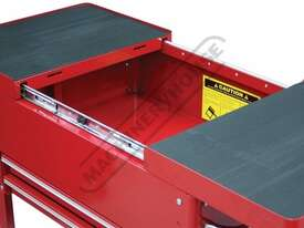 SDC-2D Steel Service Cart 2 Drawers - picture6' - Click to enlarge