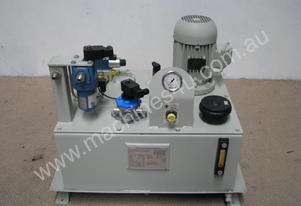 1.5kW Hydraulic Power Pack Unit - Bosch
