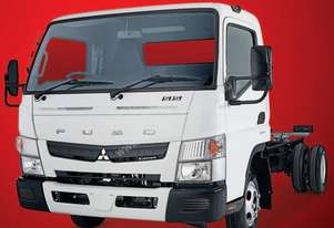 New Fuso Canter 515 Wide Cab chassis