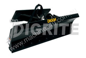 NEW DIGGA SKID STEER DOZER BLADE