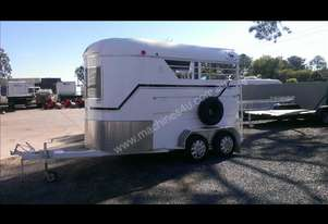 2 horse angle pbl 2008 for sale in Brisbane, QLD