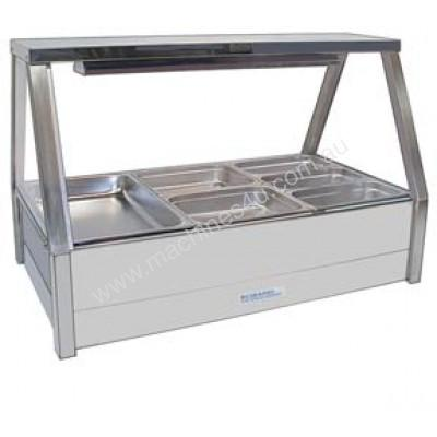 Roband EFX23RD Cold Food Display Bars - Cold Plate & Cross Fin Coil - Piped and Foamed Only