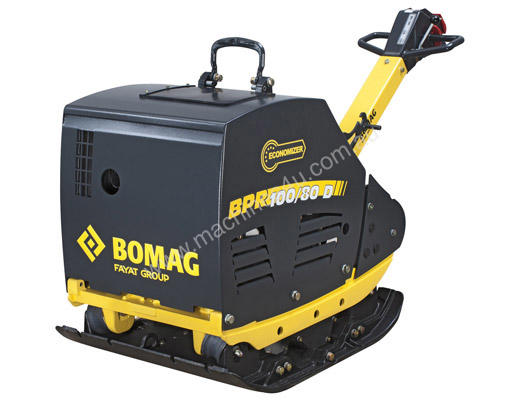 New Bomag Bpr100 80d Plate Compactor In South Granville  Nsw