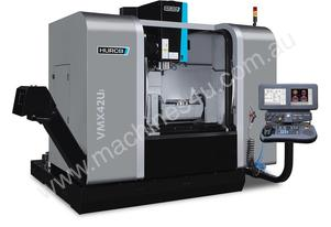 New HURCO VMX-42Ui Vertical Machining Centre 5 axe