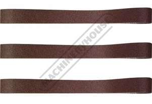 A8034 120G Aluminium Oxide Linishing Belt Pack 1220 x 50mm (48