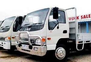 JAC TRUCKS, BRAND NEW GIANT KILLING PRICES