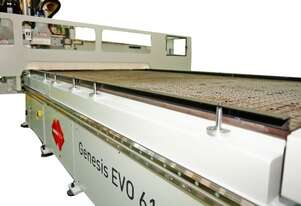 Anderson Genesis EVO 612 Flatbed CNC Nesting - Auto Load/Unload, Labelling, 3700mm Table