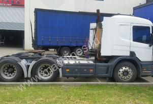 Scania 1997   P124 DISMANTLING