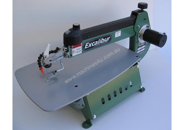 Excalibur EX21CE Scroll Saw
