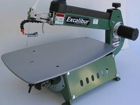 Excalibur EX21CE Scroll Saw - picture1' - Click to enlarge