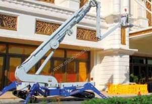 ZEUS™-52m Boom Lift with Double Carriage