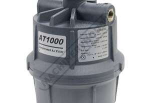 AT1000 Plasma Sub-Micronic Air Filter Canister #50500-12 Up To 1250l/min.