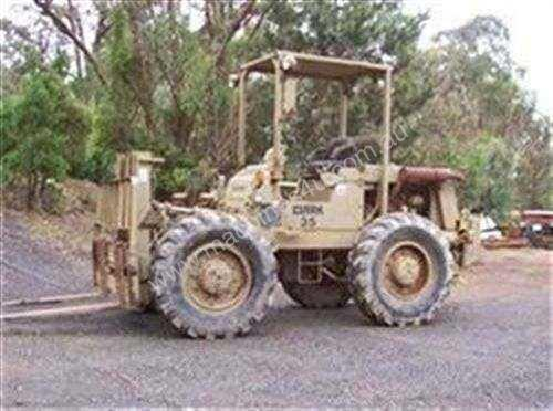 3.5 ton , 4 wheel steer , rough terain , diesel