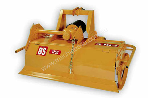 BS Series 20-50hp Rotary Hoe
