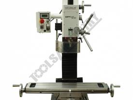 Optimum MH-28V Mill Drill - picture3' - Click to enlarge