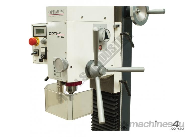 Optimum MH-28V Mill Drill