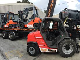 Used LPG Mitsubishi 3.5 tonne forklift - picture7' - Click to enlarge