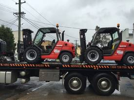 Used LPG Mitsubishi 3.5 tonne forklift - picture10' - Click to enlarge