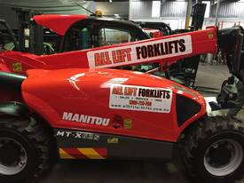 Used LPG Mitsubishi 3.5 tonne forklift - picture13' - Click to enlarge