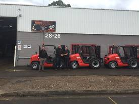 Used LPG Mitsubishi 3.5 tonne forklift - picture16' - Click to enlarge