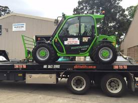 Used LPG Mitsubishi 3.5 tonne forklift - picture17' - Click to enlarge