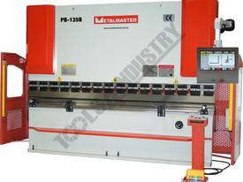 PB-135B Hydraulic CNC Pressbrake 135T x 4000mm - picture1' - Click to enlarge