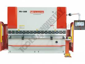 PB-135B Hydraulic CNC Pressbrake 135T x 4000mm - picture0' - Click to enlarge