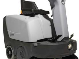 Nilfisk SR1000S Battery Ride On Sweeper inc 12 month warranty  - picture1' - Click to enlarge