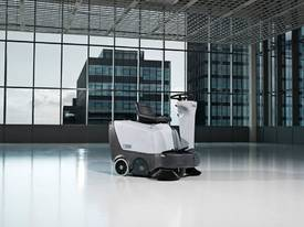 Nilfisk SR1000S Battery Ride On Sweeper inc 12 month warranty  - picture3' - Click to enlarge