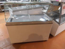 6 Basket Ice-Cream Display Freezer - picture0' - Click to enlarge