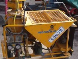 GROUT /PLASTER MIXER PUMP - picture0' - Click to enlarge