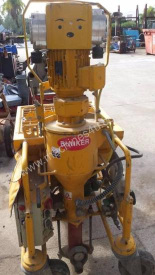 GROUT /PLASTER MIXER PUMP