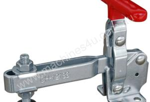 Tee Handle - Flanged Base Toggle Clamp