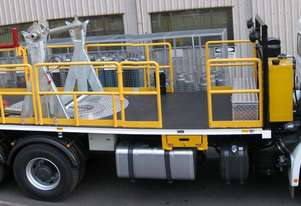 RG Cable Drum Transporter