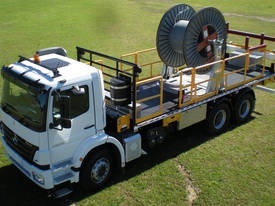 RG Cable Drum Transporter - picture0' - Click to enlarge